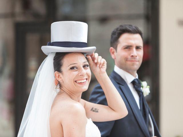 le nozze di Lucia e Michael