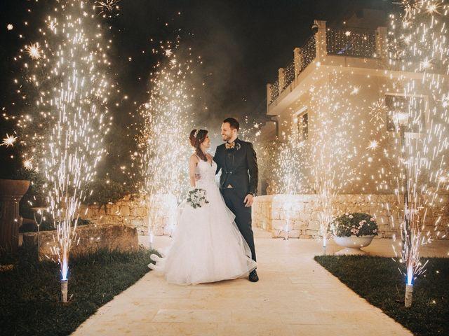 Le nozze di Erika e Domenico