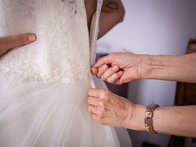 Il matrimonio di Francesco e Francesca a Formigine, Modena 12
