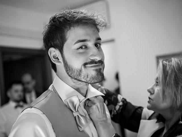 Il matrimonio di Francesco e Francesca a Formigine, Modena 20