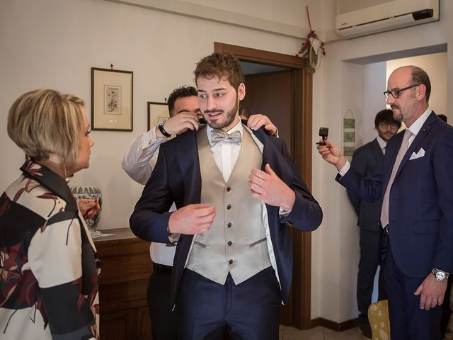 Il matrimonio di Francesco e Francesca a Formigine, Modena 24