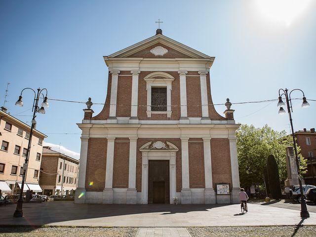 Il matrimonio di Francesco e Francesca a Formigine, Modena 27