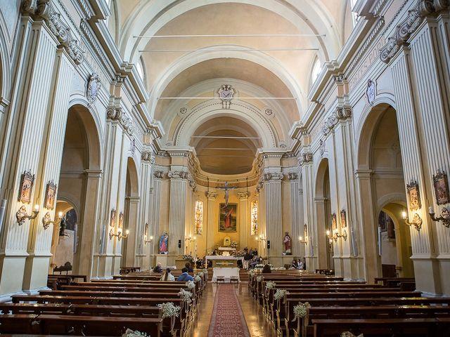 Il matrimonio di Francesco e Francesca a Formigine, Modena 30