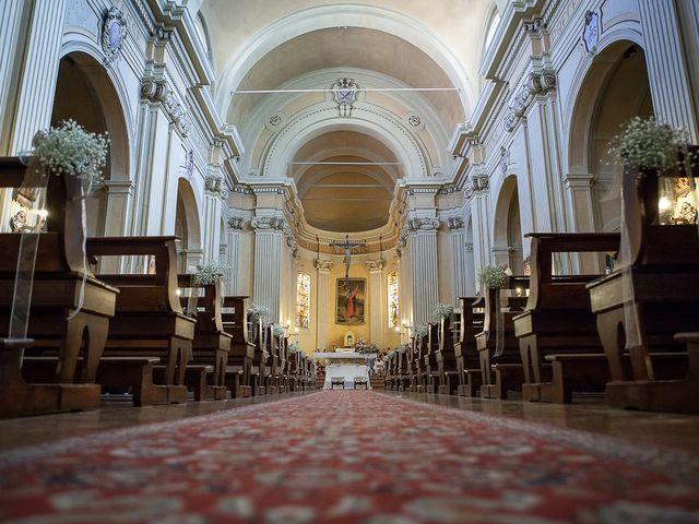 Il matrimonio di Francesco e Francesca a Formigine, Modena 33
