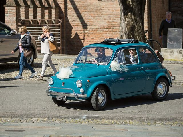 Il matrimonio di Francesco e Francesca a Formigine, Modena 34