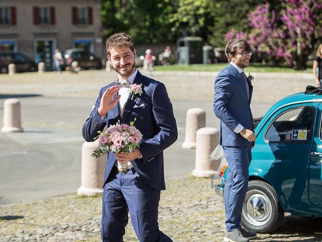 Il matrimonio di Francesco e Francesca a Formigine, Modena 36