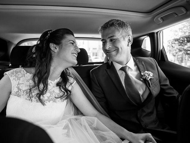 Il matrimonio di Francesco e Francesca a Formigine, Modena 38