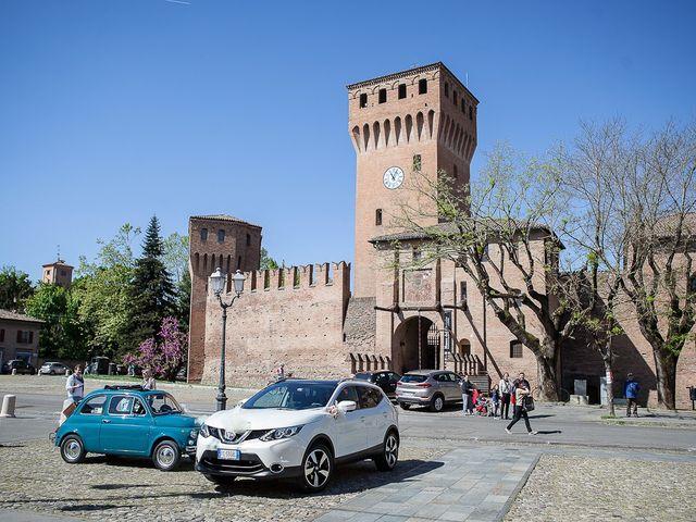 Il matrimonio di Francesco e Francesca a Formigine, Modena 41