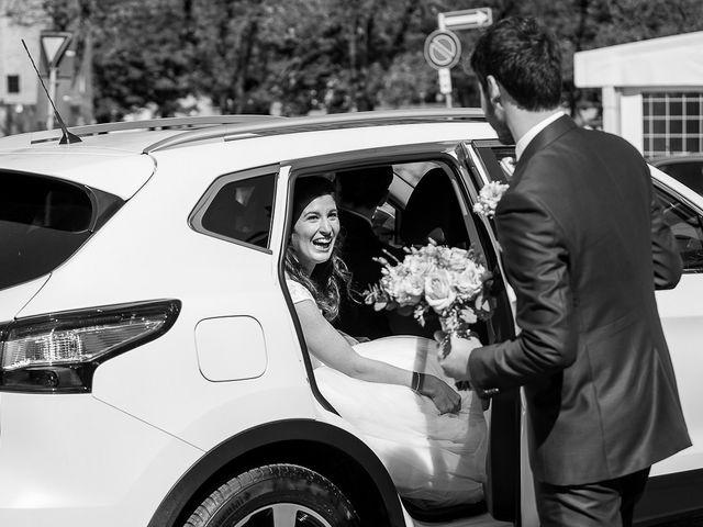 Il matrimonio di Francesco e Francesca a Formigine, Modena 42