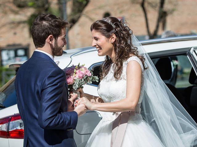 Il matrimonio di Francesco e Francesca a Formigine, Modena 44