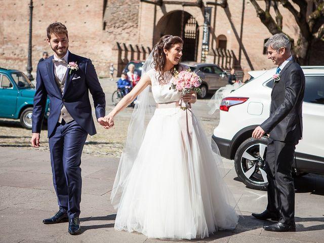Il matrimonio di Francesco e Francesca a Formigine, Modena 45