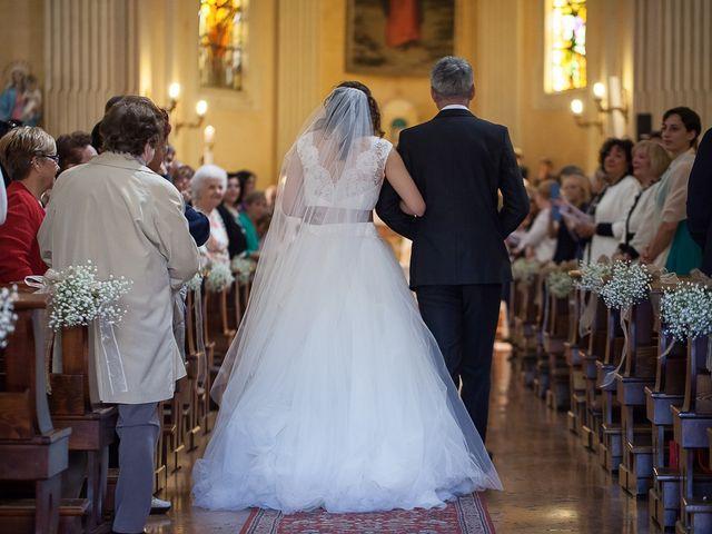 Il matrimonio di Francesco e Francesca a Formigine, Modena 47