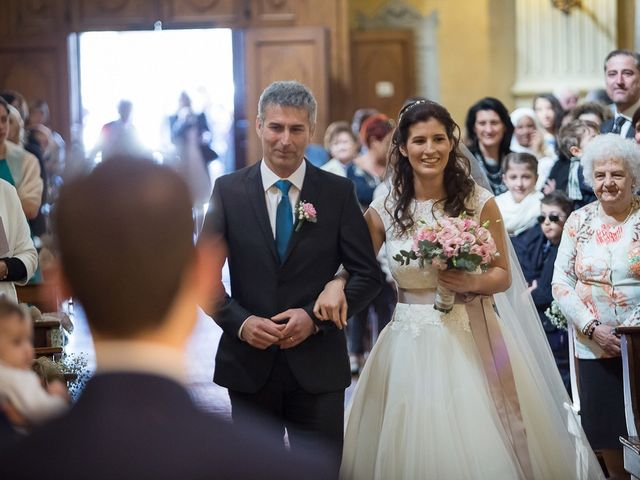 Il matrimonio di Francesco e Francesca a Formigine, Modena 49