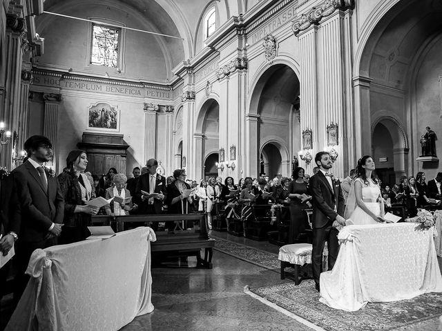 Il matrimonio di Francesco e Francesca a Formigine, Modena 51