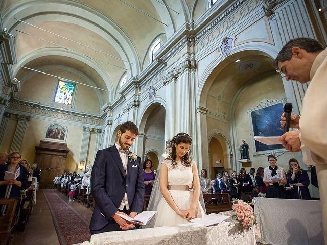 Il matrimonio di Francesco e Francesca a Formigine, Modena 54