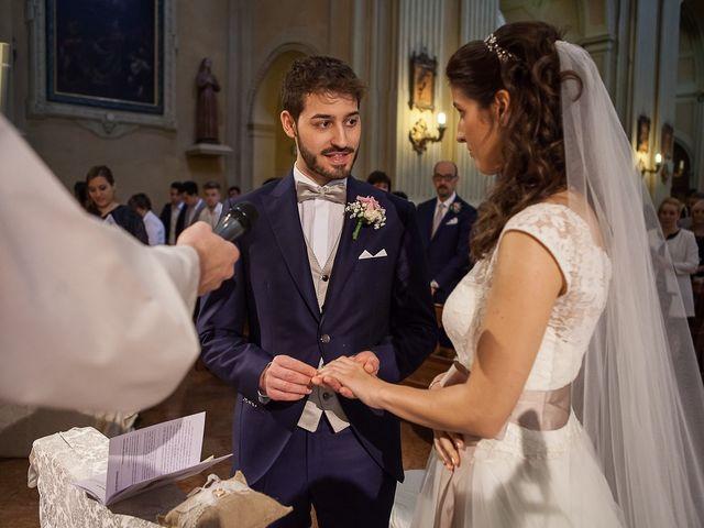 Il matrimonio di Francesco e Francesca a Formigine, Modena 56