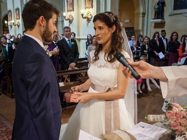 Il matrimonio di Francesco e Francesca a Formigine, Modena 57