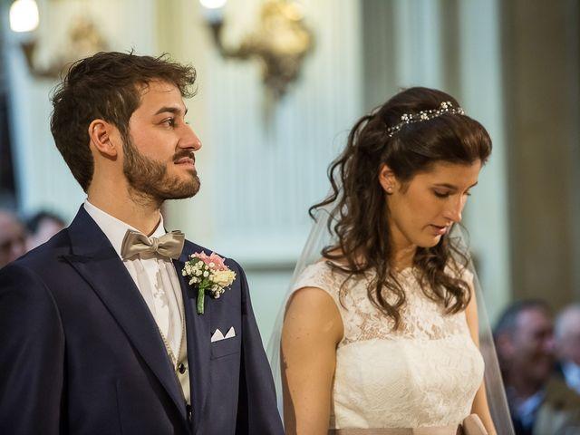 Il matrimonio di Francesco e Francesca a Formigine, Modena 62