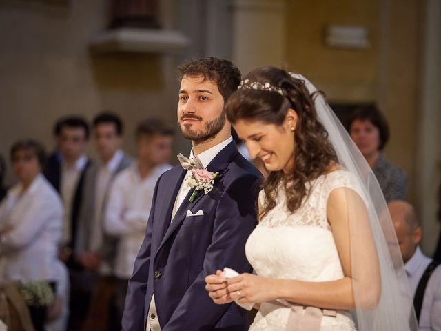 Il matrimonio di Francesco e Francesca a Formigine, Modena 63