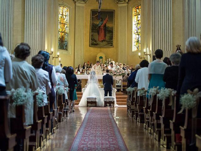 Il matrimonio di Francesco e Francesca a Formigine, Modena 65