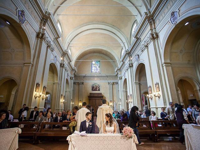 Il matrimonio di Francesco e Francesca a Formigine, Modena 66
