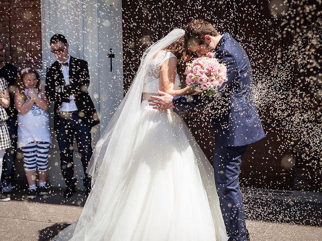 Il matrimonio di Francesco e Francesca a Formigine, Modena 67