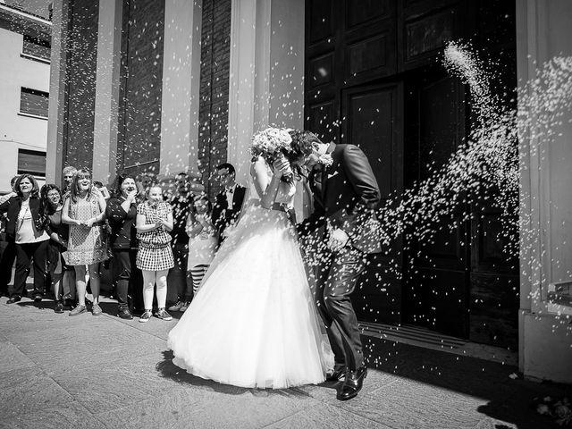 Il matrimonio di Francesco e Francesca a Formigine, Modena 68