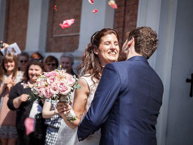 Il matrimonio di Francesco e Francesca a Formigine, Modena 69