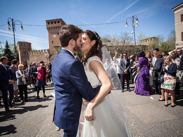 Il matrimonio di Francesco e Francesca a Formigine, Modena 70
