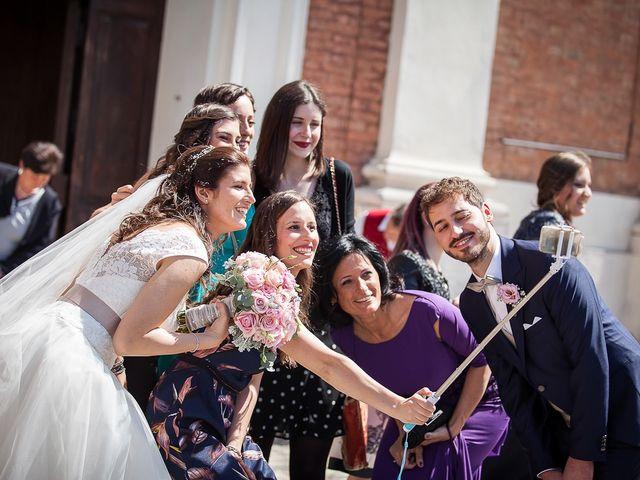 Il matrimonio di Francesco e Francesca a Formigine, Modena 72