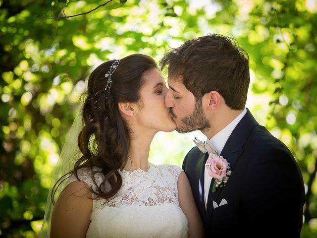 Il matrimonio di Francesco e Francesca a Formigine, Modena 74