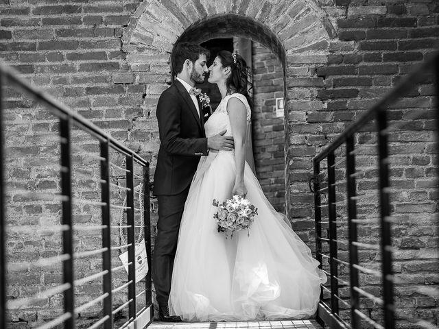 Il matrimonio di Francesco e Francesca a Formigine, Modena 76