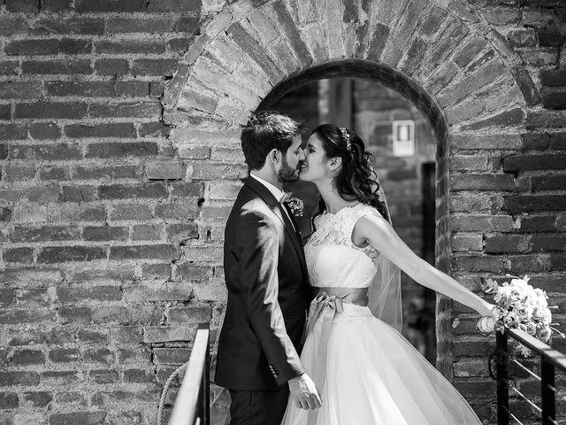 Il matrimonio di Francesco e Francesca a Formigine, Modena 77
