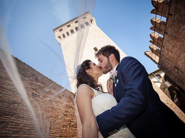 Il matrimonio di Francesco e Francesca a Formigine, Modena 78