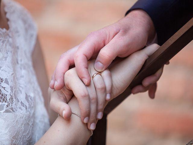 Il matrimonio di Francesco e Francesca a Formigine, Modena 81