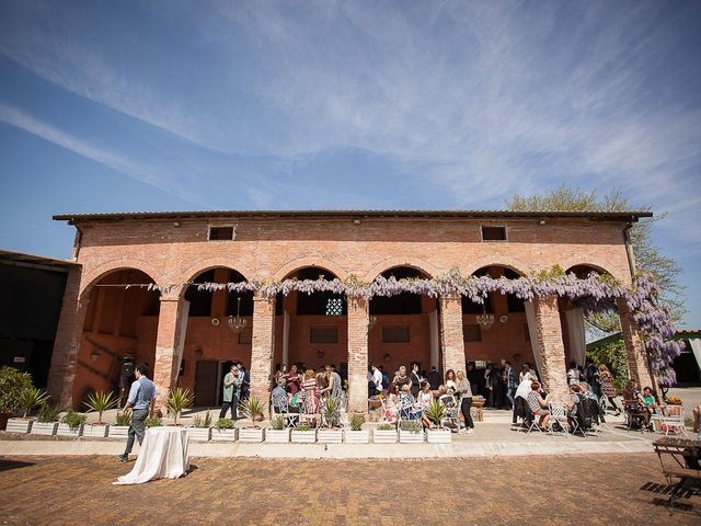 Il matrimonio di Francesco e Francesca a Formigine, Modena 86