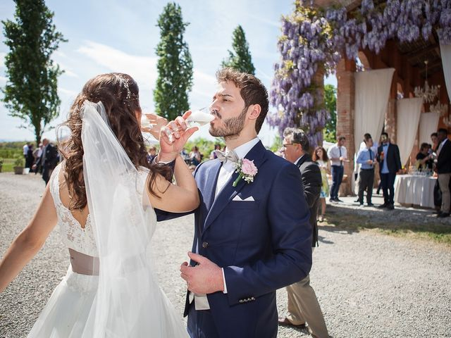 Il matrimonio di Francesco e Francesca a Formigine, Modena 92
