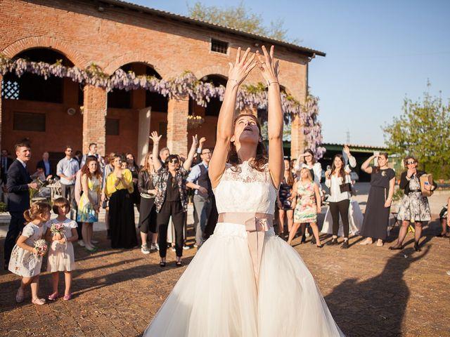 Il matrimonio di Francesco e Francesca a Formigine, Modena 103