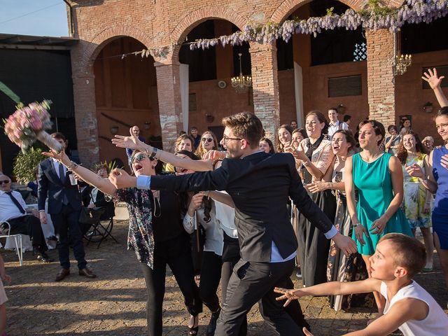 Il matrimonio di Francesco e Francesca a Formigine, Modena 104