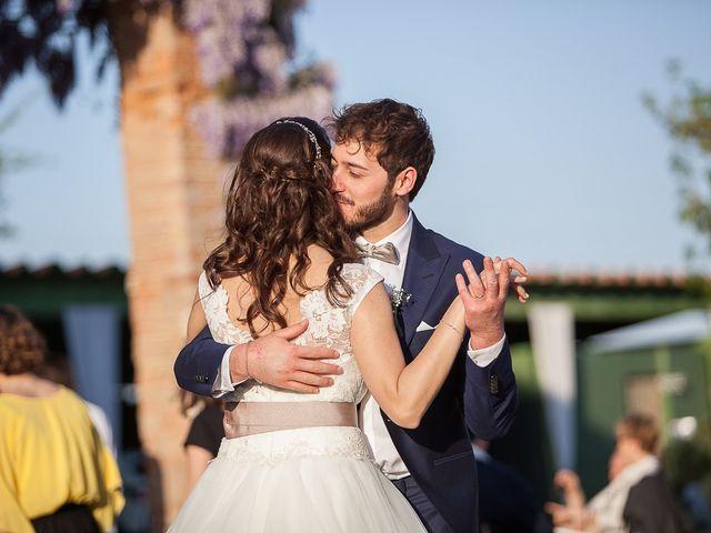 Il matrimonio di Francesco e Francesca a Formigine, Modena 106