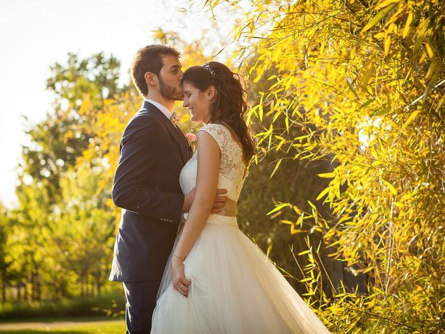 Il matrimonio di Francesco e Francesca a Formigine, Modena 107