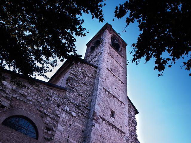 Il matrimonio di Angelo e Francesca a Iseo, Brescia 6