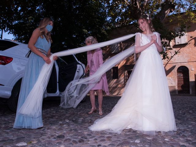 Il matrimonio di Angelo e Francesca a Iseo, Brescia 8