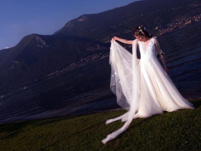 Il matrimonio di Angelo e Francesca a Iseo, Brescia 10