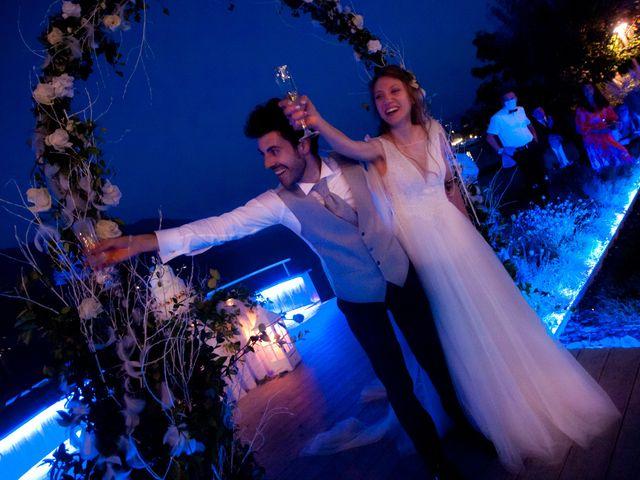 Il matrimonio di Angelo e Francesca a Iseo, Brescia 12