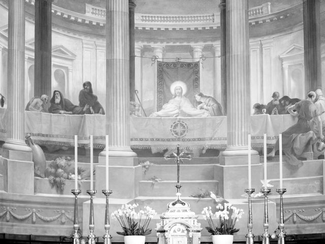 Il matrimonio di Angelo e Francesca a Iseo, Brescia 22
