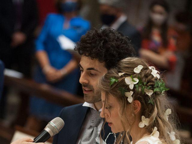 Il matrimonio di Angelo e Francesca a Iseo, Brescia 23