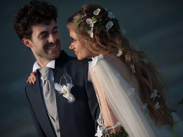 Il matrimonio di Angelo e Francesca a Iseo, Brescia 32