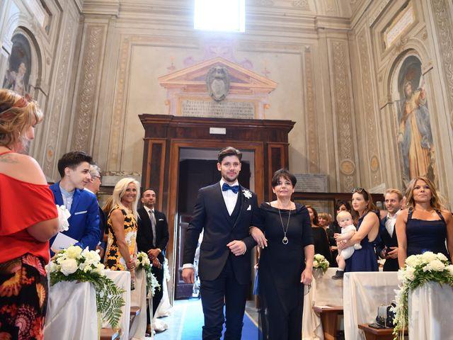 Il matrimonio di Nicolas e Priscilla a Roma, Roma 11