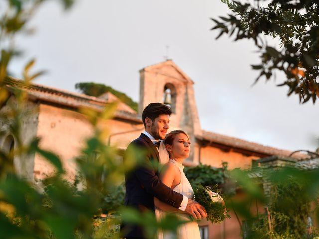 Il matrimonio di Nicolas e Priscilla a Roma, Roma 18